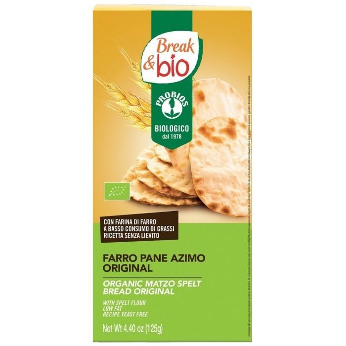 BREAK&BIO PANE AZIMO FARRO G.125