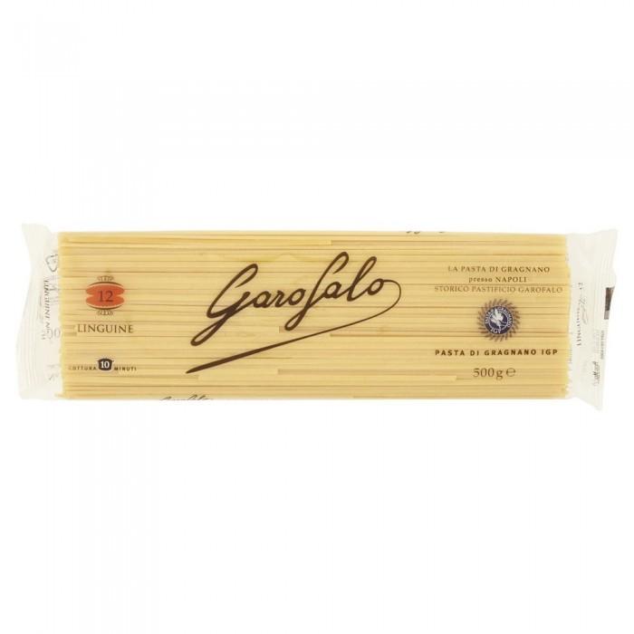 'GAROFALO LINGUINE 12 GR.500'