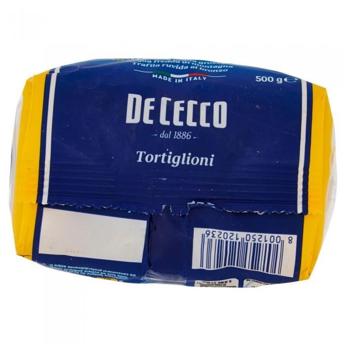 'DE CECCO TORTIGLIONI 23 GR.500'