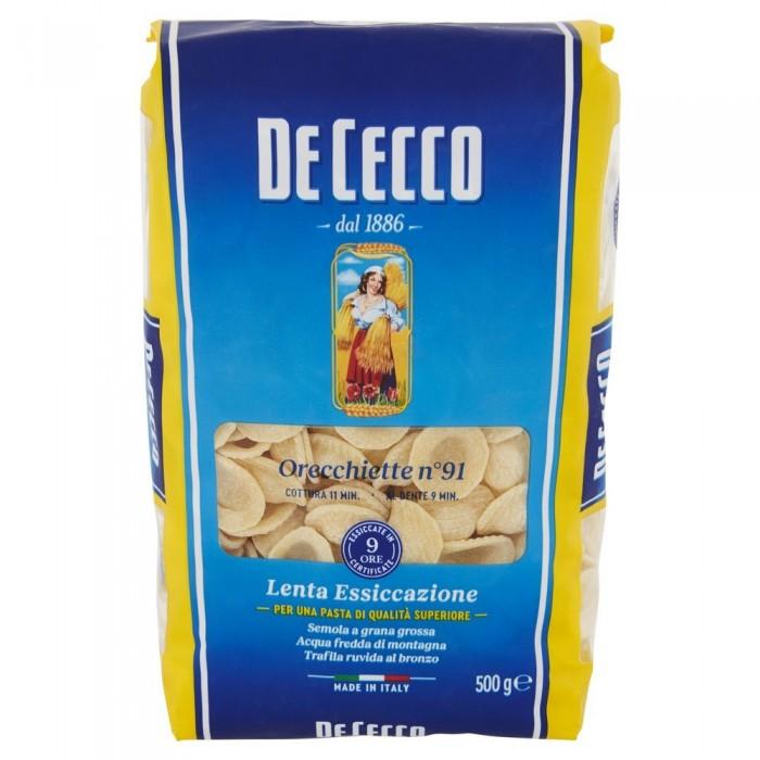 'ORECCHIETTE DE CECCO 91 GR.500'