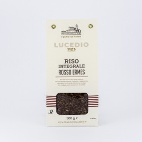 PRINCIPATO DI LUCEDIO RISO ROSSO INTEGRALE GR.500