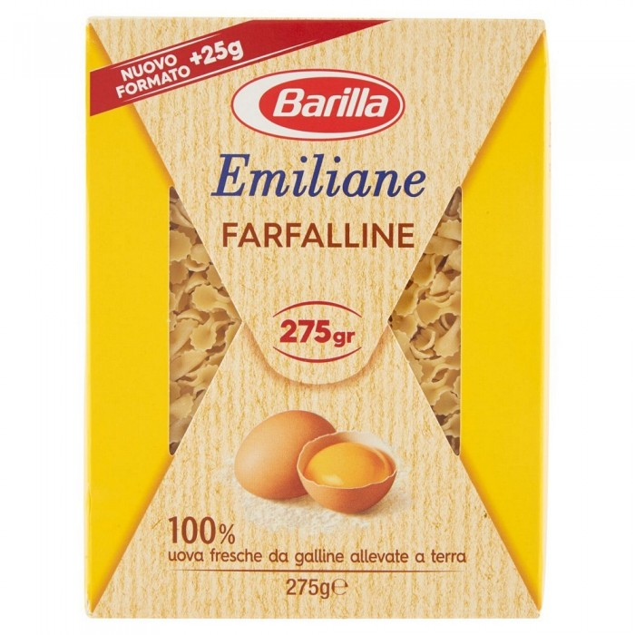 'FARFALLINE UOVO EMILIANE G.275'