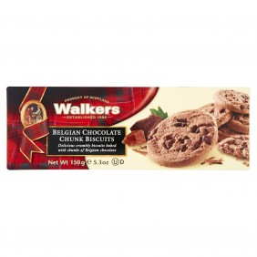 WALKERS BISCOTTI CHOCOLATE GR.150