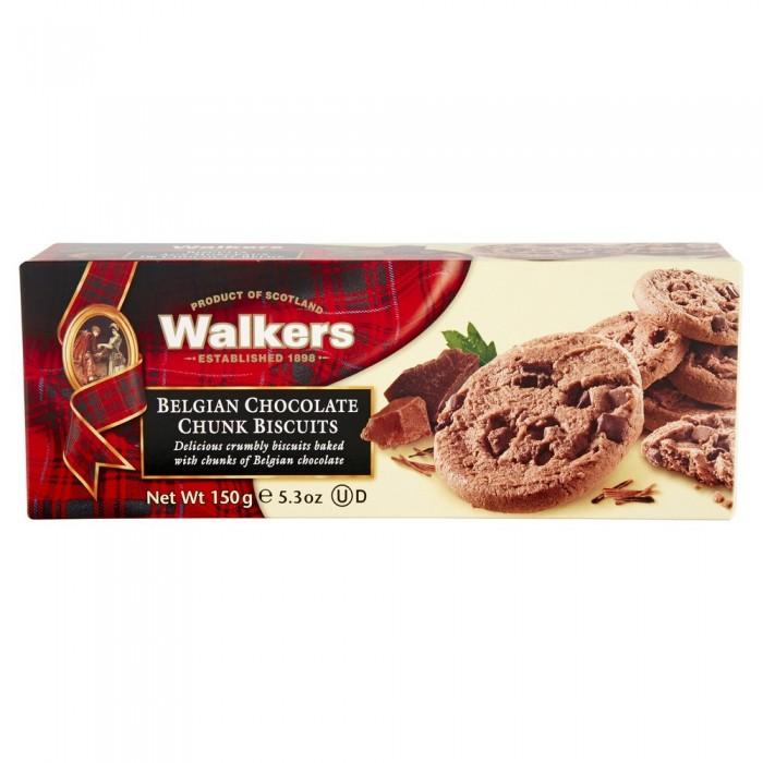WALKERS BISCOTTI CHOCOLATE GR.150