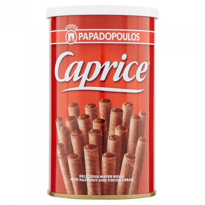 PAPADOPOULOS CAPRICE CIOCCOLATO LATTA G.115