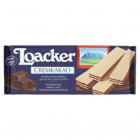LOACKER WAFER CREMAKAKAO GR.175