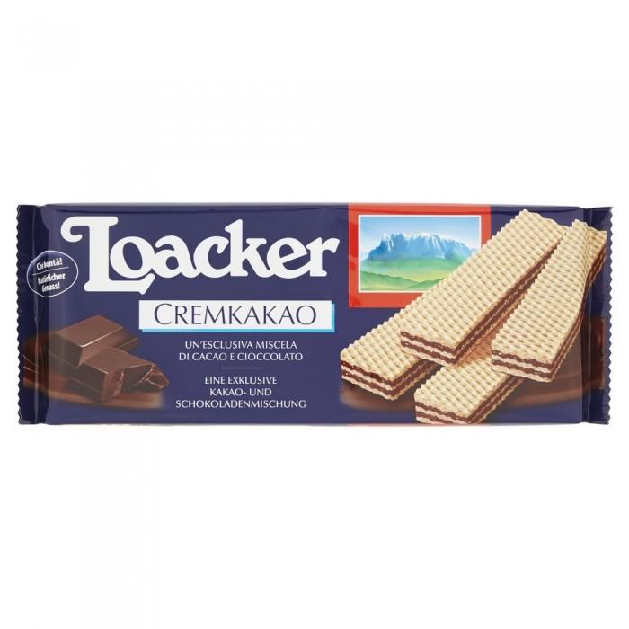 LOACKER WAFER CREMAKAKAO GR.175