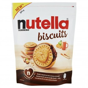 FERRERO NUTELLA BISCUITS G.304