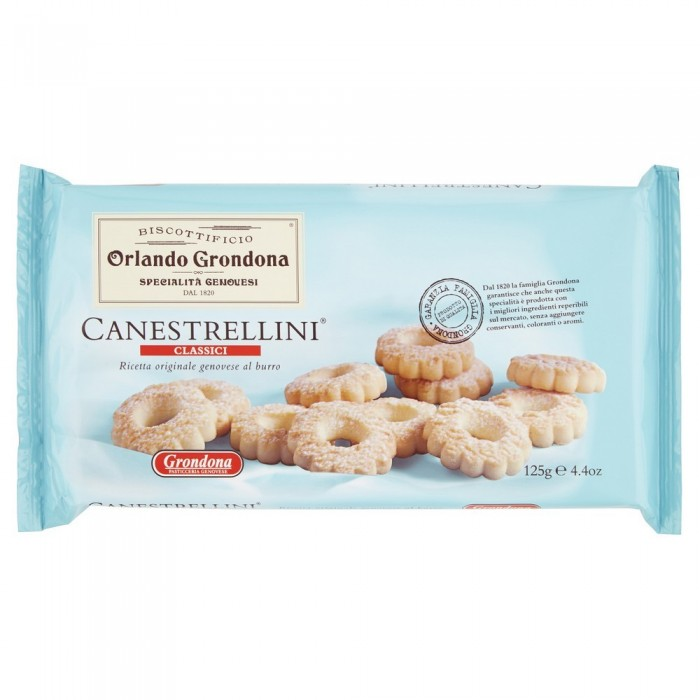 GRONDONA CANESTRELLINI GR.125