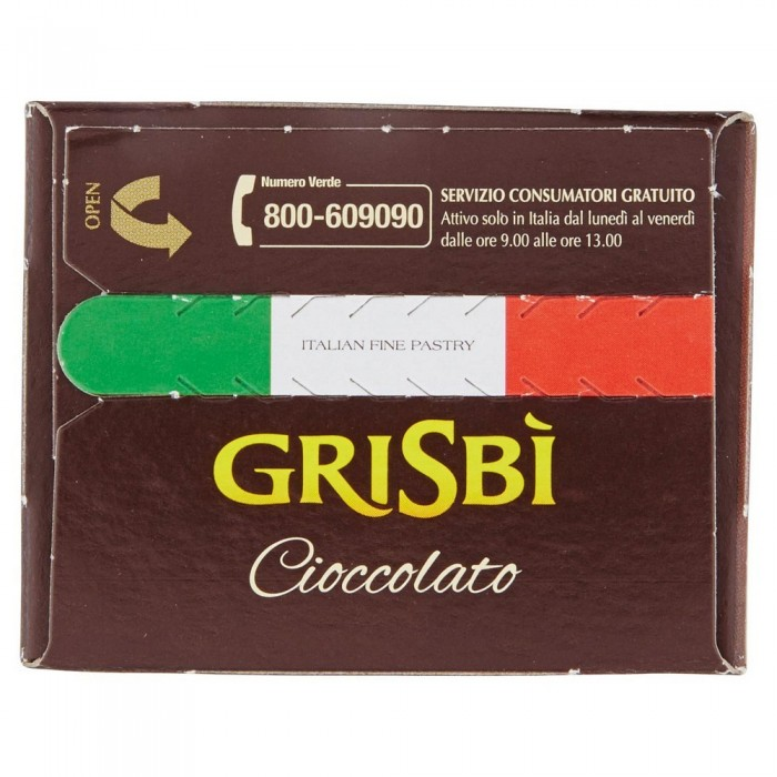 GRISBI CLASSIC CACAO GR.150