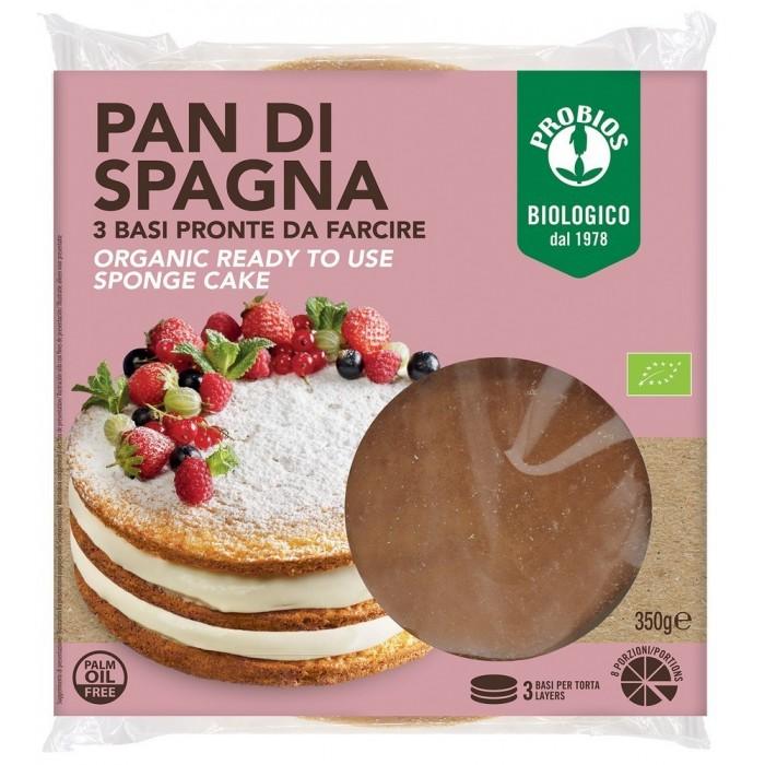 PROBIOS PAN DI SPAGNA GR.350