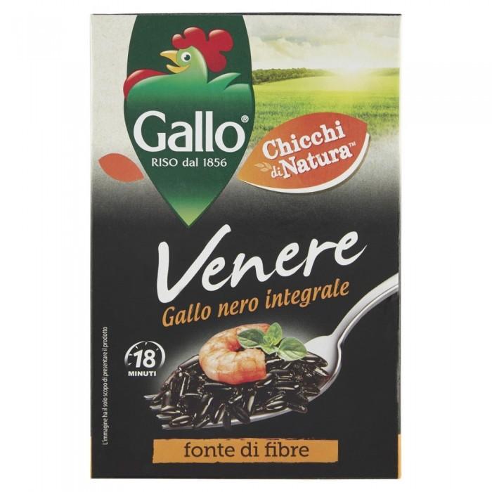 GALLO RISO NERO VENERE GR.500