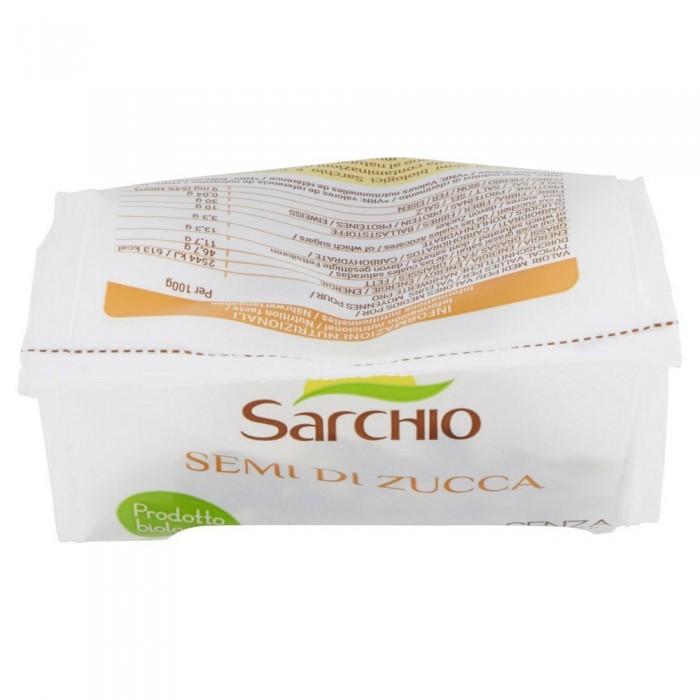 SARCHIO SEMI ZUCCA BIO GR.150