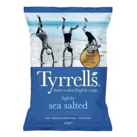 TYRRELLS CHIPS  POCO SALE GR.150