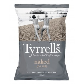 TYRRELLS CHIPS  NO SALE GR.150