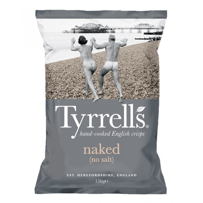 TYRRELLS CHIPS  NO SALE GR.150