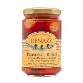 ARENAZZA PEPERONCINI RIPIENI EVO GR.314
