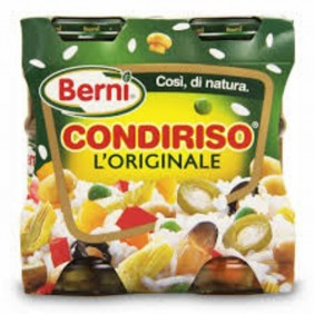 BERNI CONDIRISO GR.280 X 2