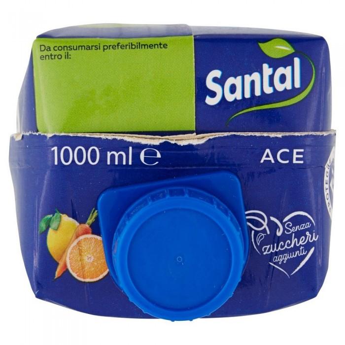 SANTAL SUCCO ACE 100% SENZA ZUCCHERO LT.1
