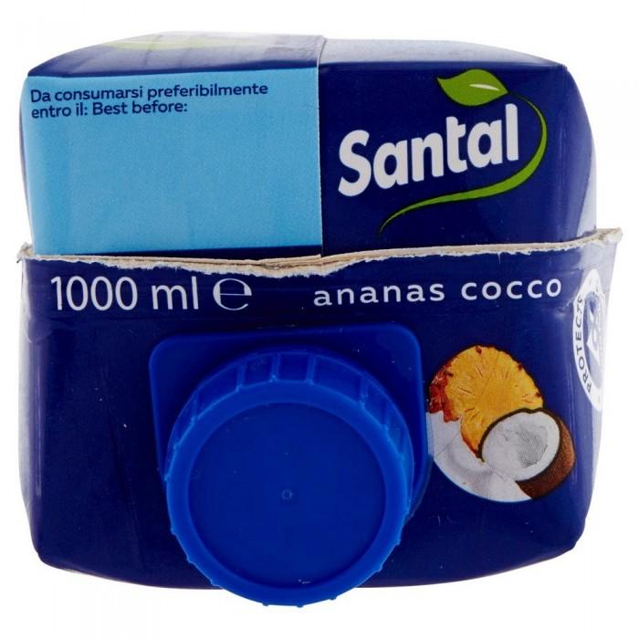 SANTAL ANANAS/COCCO BRICK LT.1