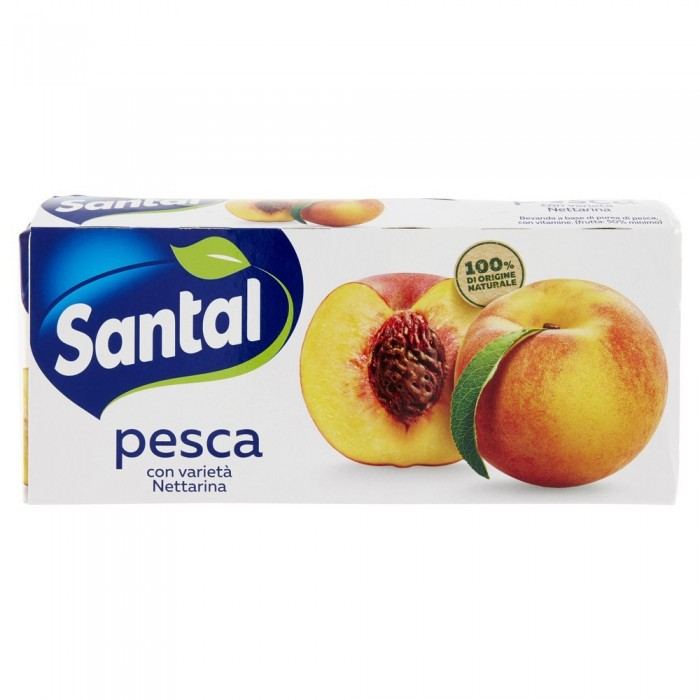 SANTAL SUCCO PESCA ML.200 X 3