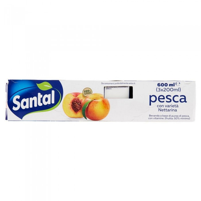 SANTAL SUCCO PESCA ML.200 X 3