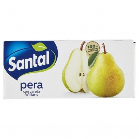 SANTAL SUCCO PERA ML.200 X 3