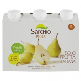SARCHIO SUCCO DI PERE ML.200x3