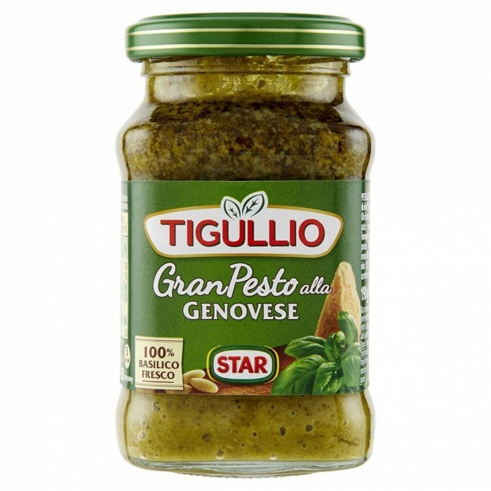 'PESTO GENOVESE TIGULLIO GR.190'