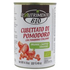 NUTRIMENTO CUBETTATO DI POMODORO  G.400