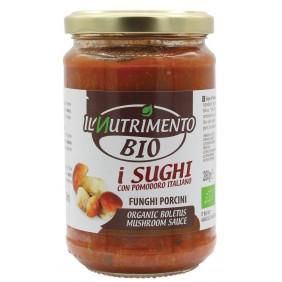 NUTRIMENTO SUGO PORCINI BIO GR.280