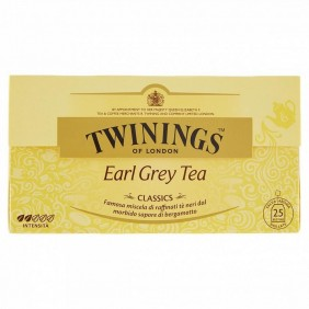 TWININGS TE EARL GREY 25 FL