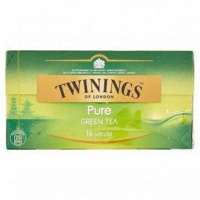 TWININGS TE VERDE JAVA 25 FL