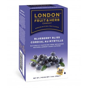 LONDON F&E INFUSO DI MIRTILLI 20 FL