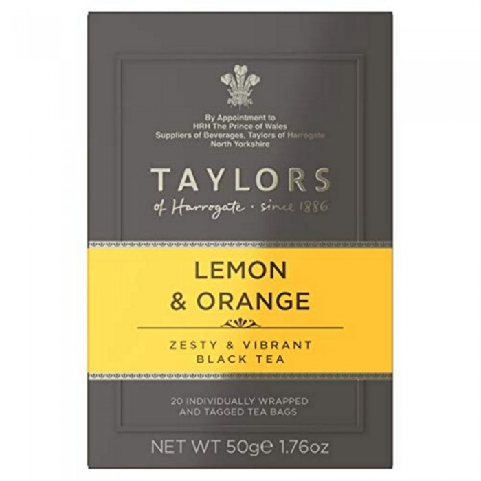 THE BLACK LEMON&ORANGE TAYLOR 20 FL.