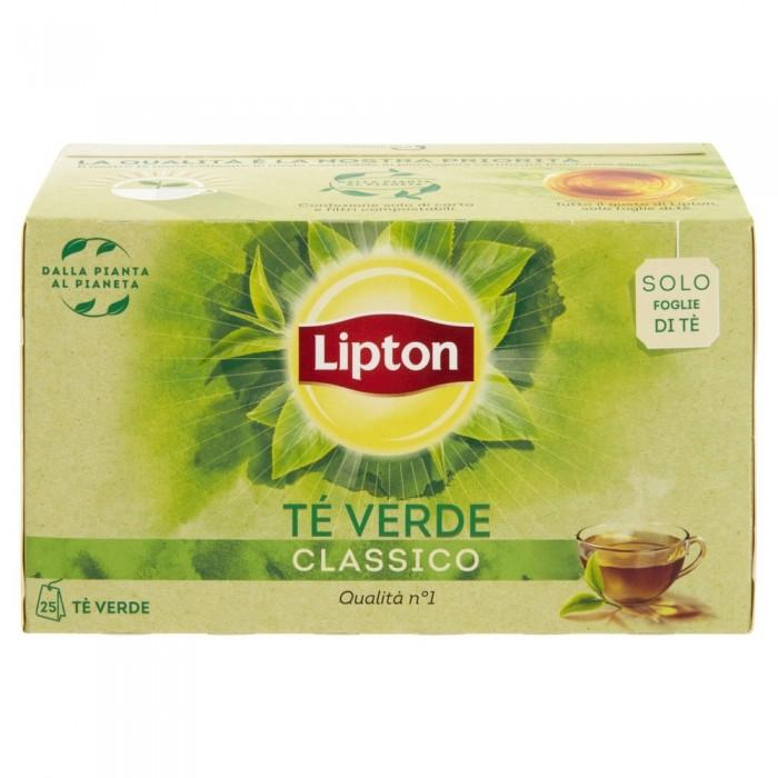 LIPTON THE 25 FILTRI