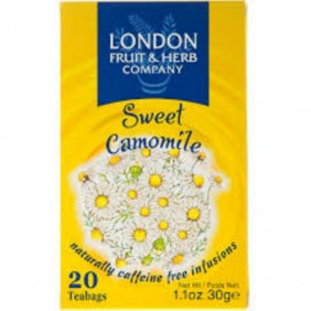 LONDON F&H CAMOMILLA  GR.30 20 FL