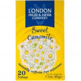 LONDON F&H CAMOMILLA  GR.30 20 FL