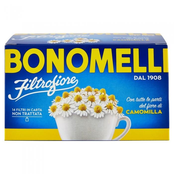 BONOMELLI CAMOMILLA FILTROFIORE X 14 FL.