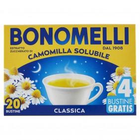 CAMOMILLA SOLUBILE BONOMELLI 16+4