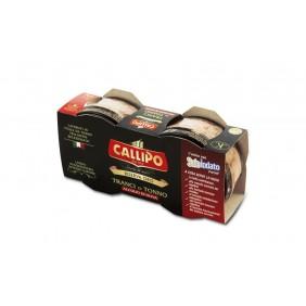 CALLIPO TONNO  RISERVA ORO 80 G X 2