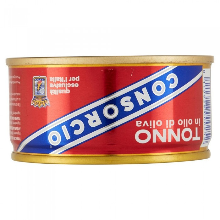 CONSORCIO TONNO OLIO DI OLIVA G.111