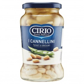 'FAGIOLI CANNELLINI CIRIO GR370'