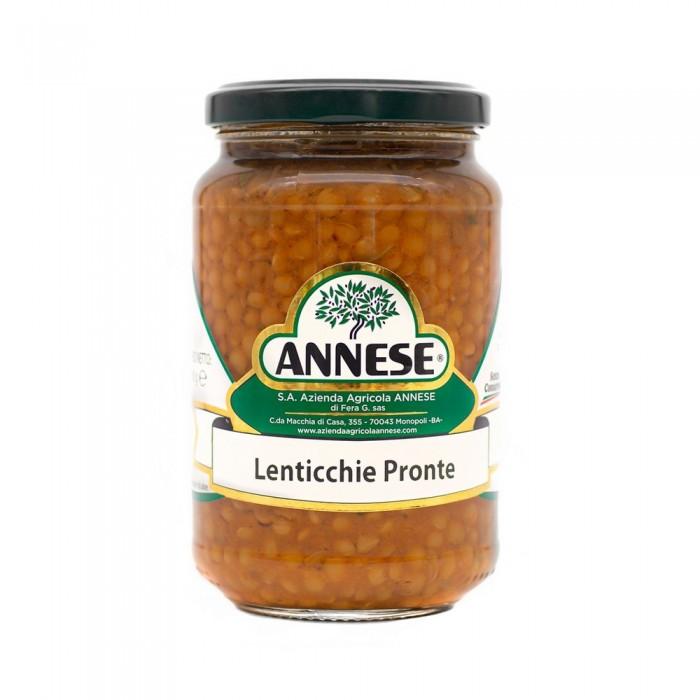 ANNESE LENTICCHIE PRONTE G.360