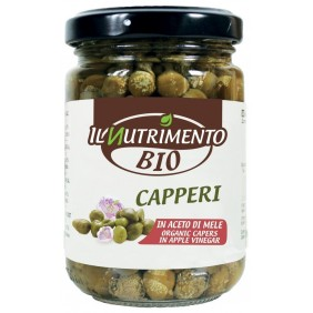 NUTRIMENTO CAPPERI BIO ACETO GR.140
