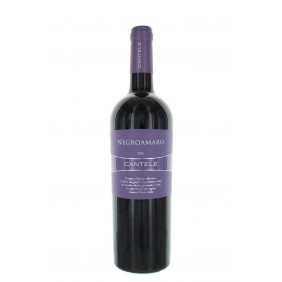 CANTELE NEGRAMARO ROSSO IGT CL.75