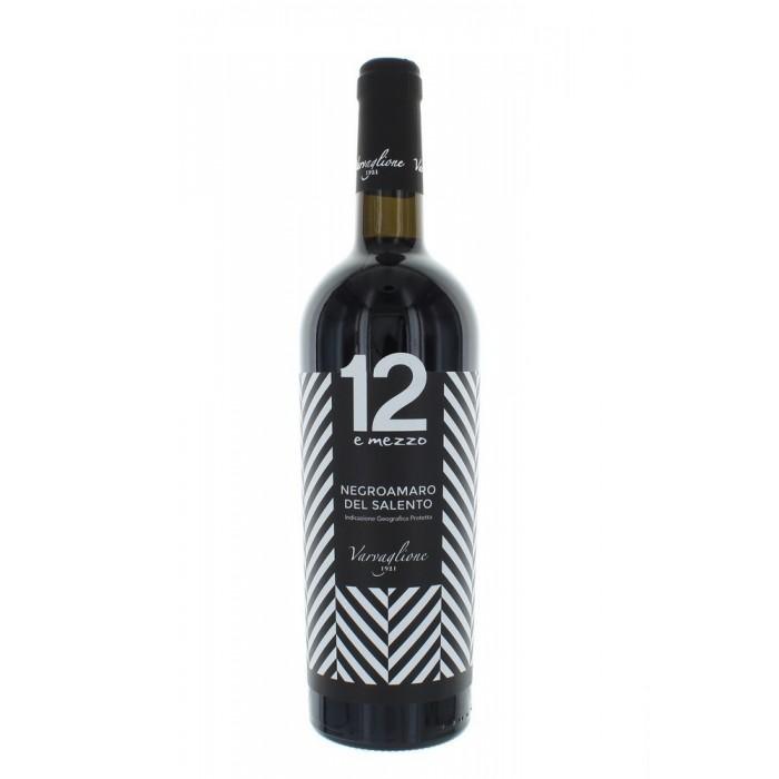 12 E MEZZO NEGRAMARO SALENTO  CL.75