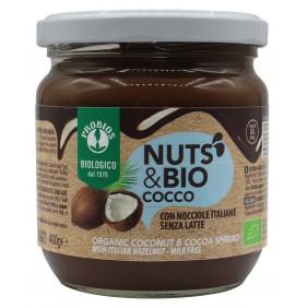 'NUTS & BIO COCCO PROBIOS G.400'